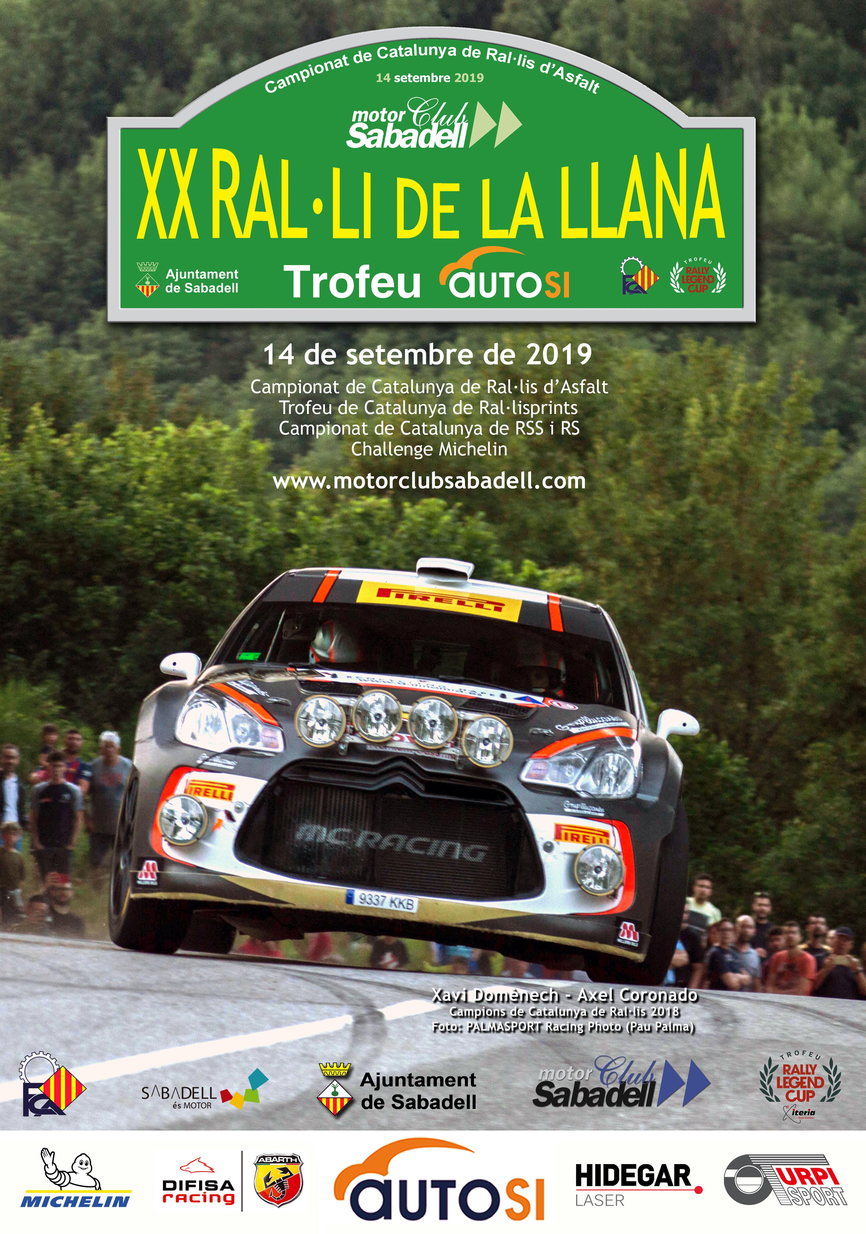 Campeonatos Regionales 2019: Información y novedades - Página 19 Poster_Llana_2019