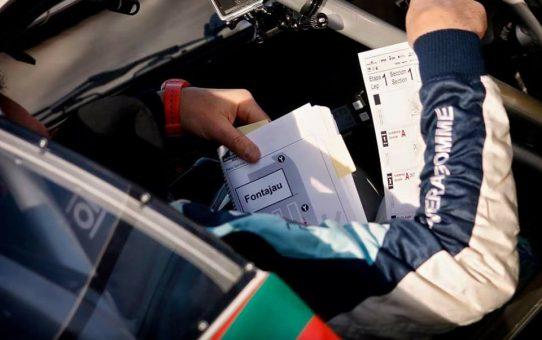 Curs copilotatge de Velocitat  (1ª convocatoria, PLACES EXHAURIDES)