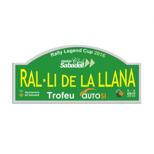 Ral·li Llana 2016